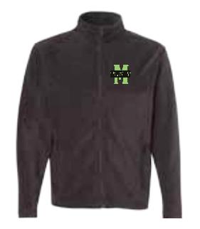 MSCS Fleece Zip Jacket