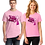 Thumbnail: Black Get Your Pink On T-Shirt