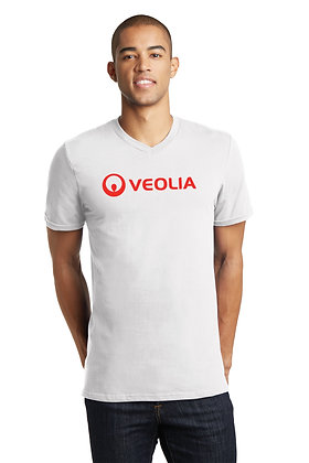Veolia Young Mens The Concert Tee™ V-Neck DT55