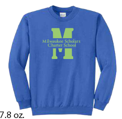 MSCS Youth Crewneck Sweatshirt