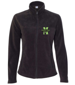 MSCS Women's Fleece Zip Jacket