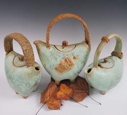 Joyful Teapots