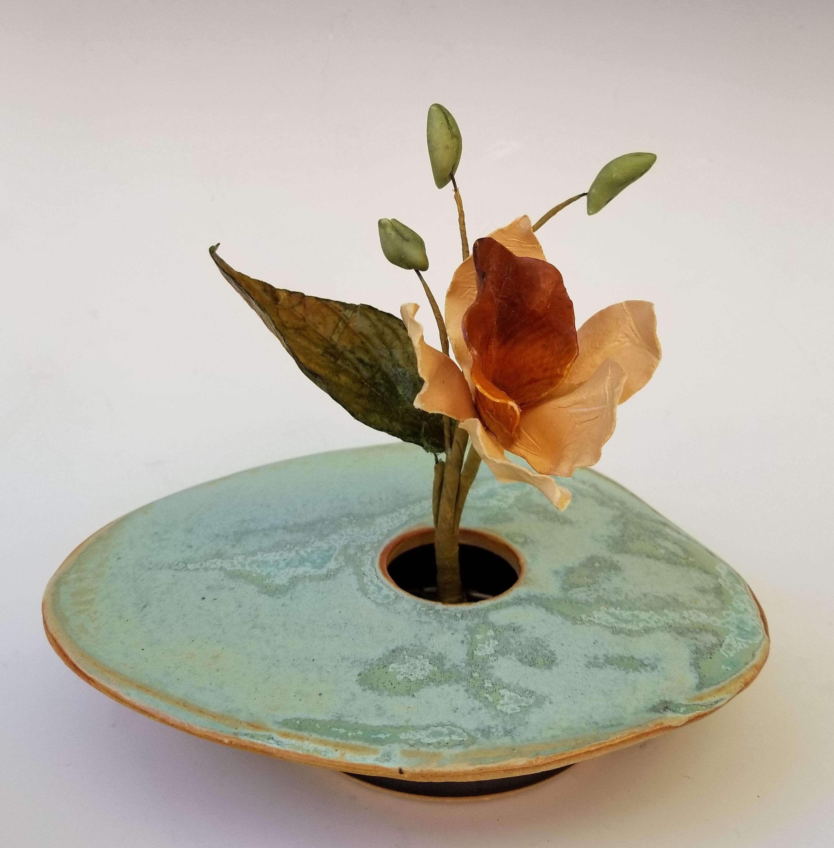 Ikebana Flower vase