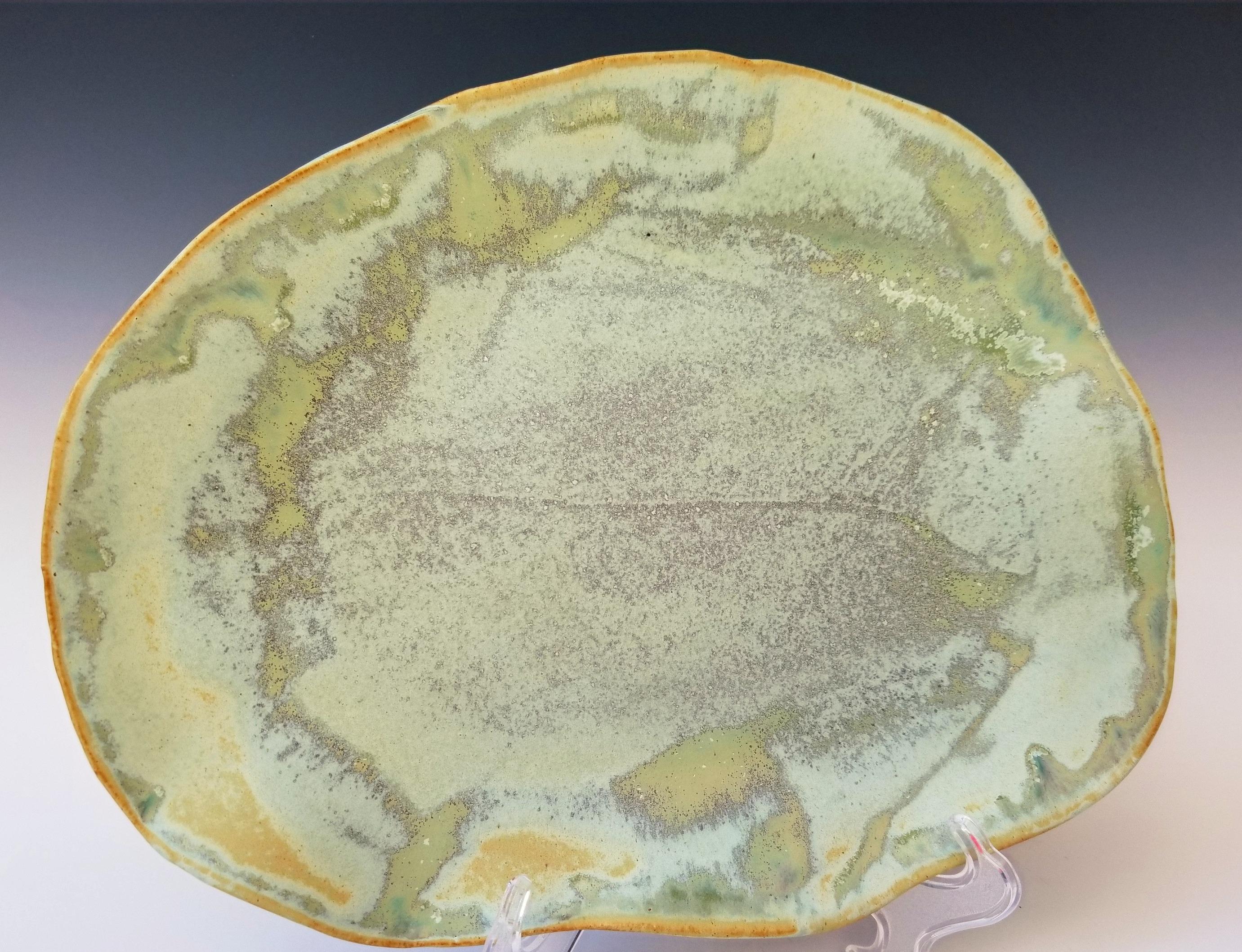 Seafoam Plate