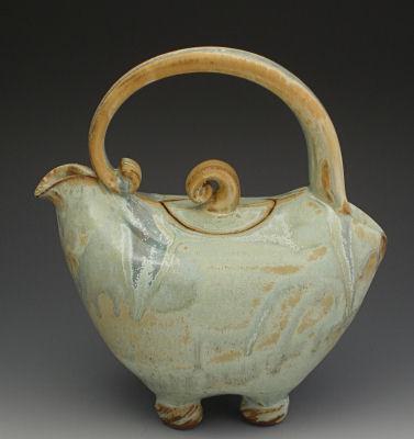 Joyful Teapot  $135