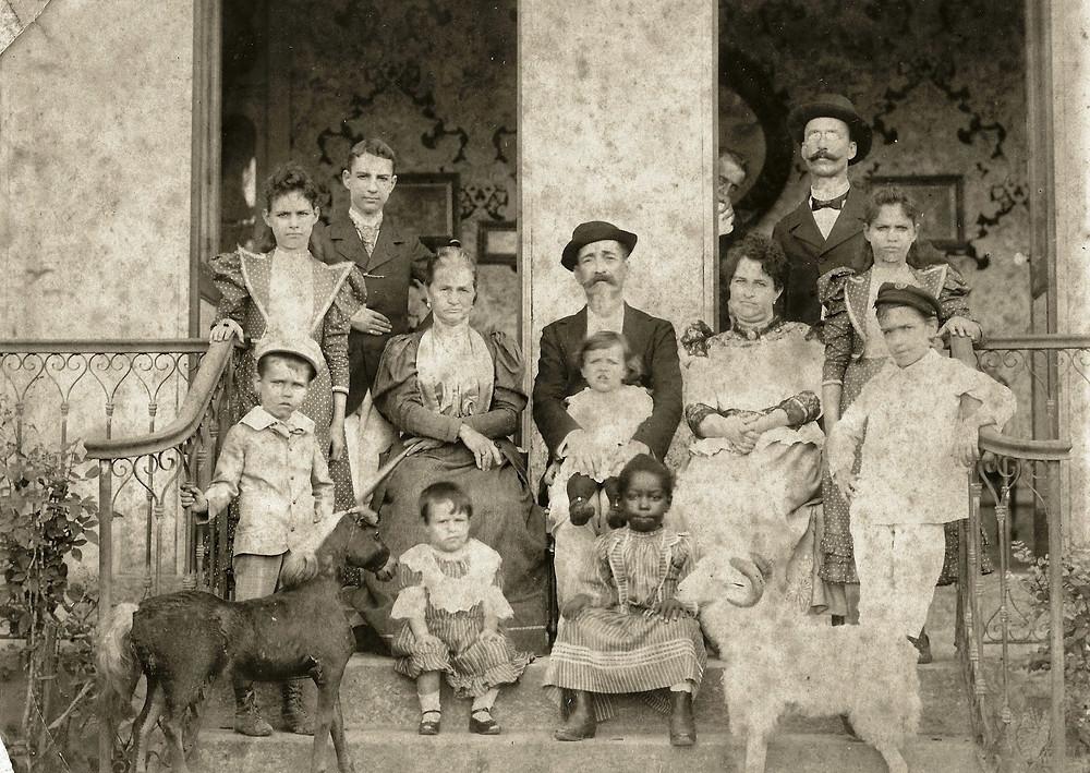 Famílias Duarte de Albuquerque e Rodrigues Delgado