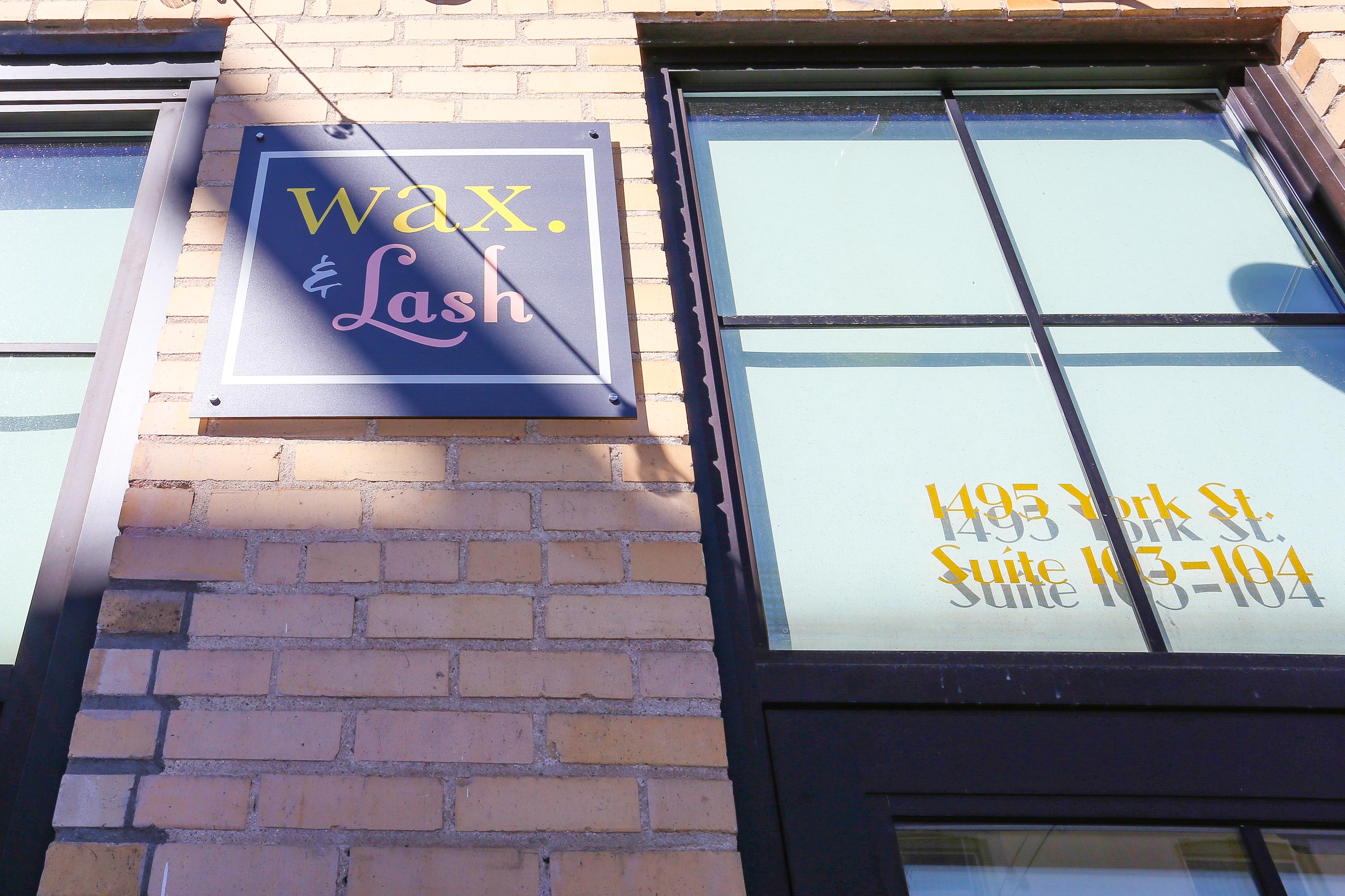 waxlashentrance