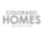 Colorado Homes & Lifestyles logo