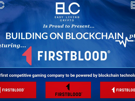 Building on Blockchain pt. 1 ft. FirstBlood
