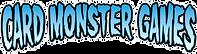 Card Monster Games
