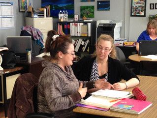 N.B. students continue to lag in basic reading and writing skills