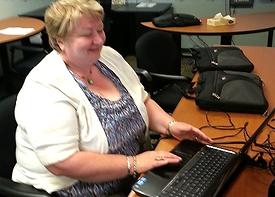 Brigitte Myshrall Central Valley Adult Learning Association (CVALA) Testimonial