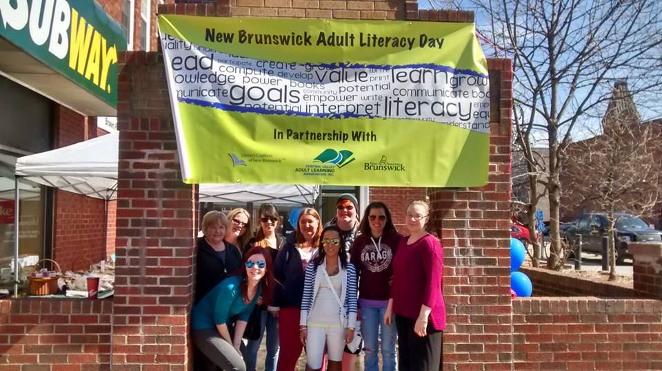 NB Literacy Day 2015