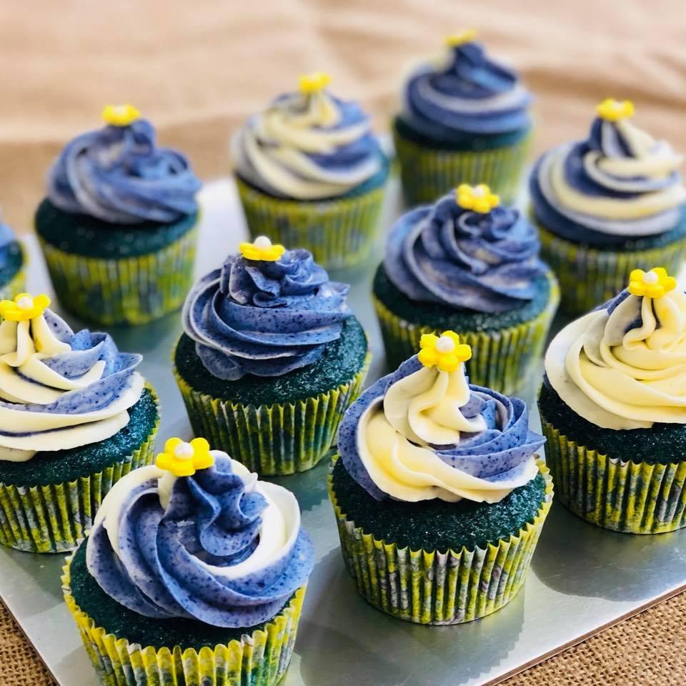 Blue Velvet | Blue Tea