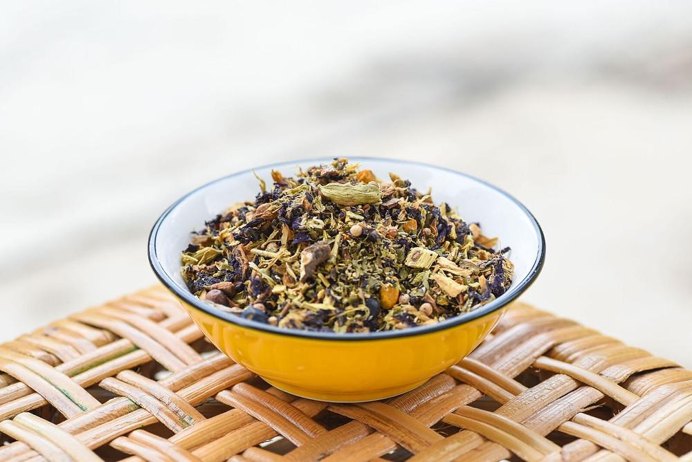 Turmeric | Butterfly Pea Tea