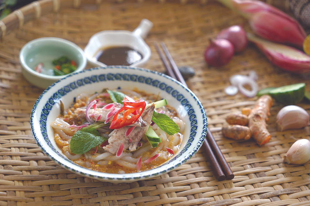 Penang | Assam Laksa | Anthony Bourdain