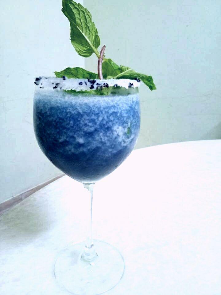 Margarita + Honeydew Melon