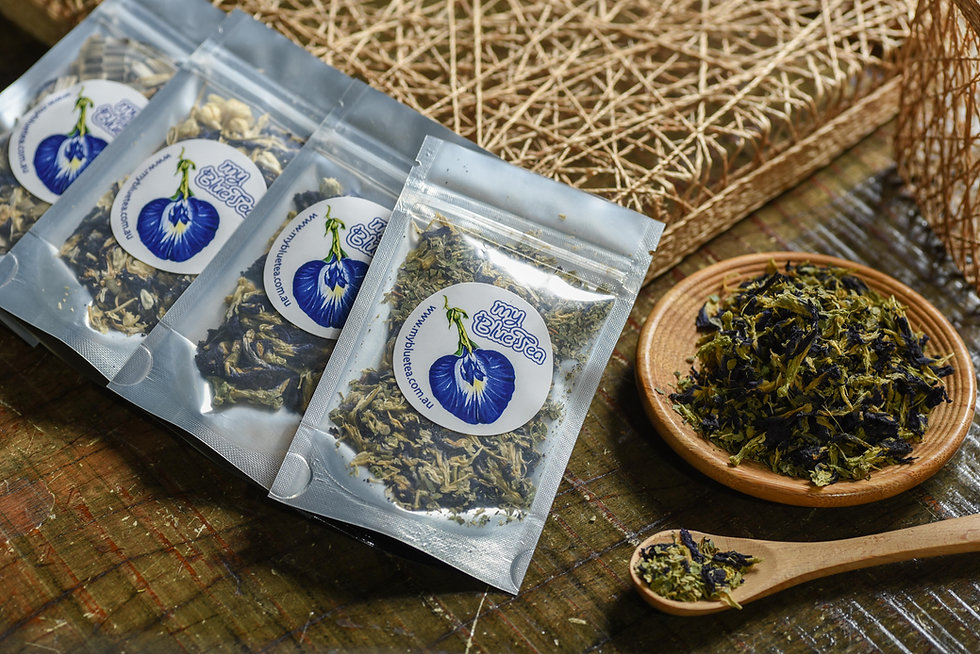 Buy Direct from My Blue Tea stockists
