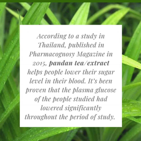 All You Need to know about Pandan