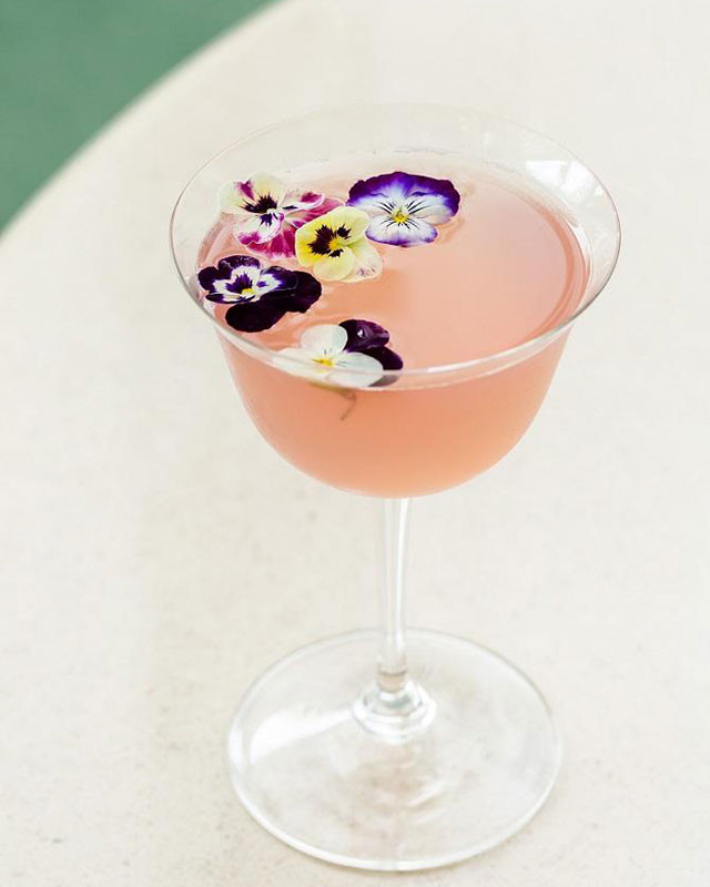 Vodka | Butterfly Pea | Gin | Blue Tea