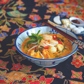 Can't Get Enough of Laksa!