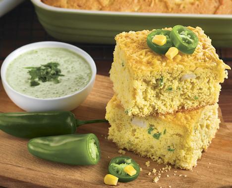 Corn Bread | Kaffir Lime Leaf | MY BLUE TEA