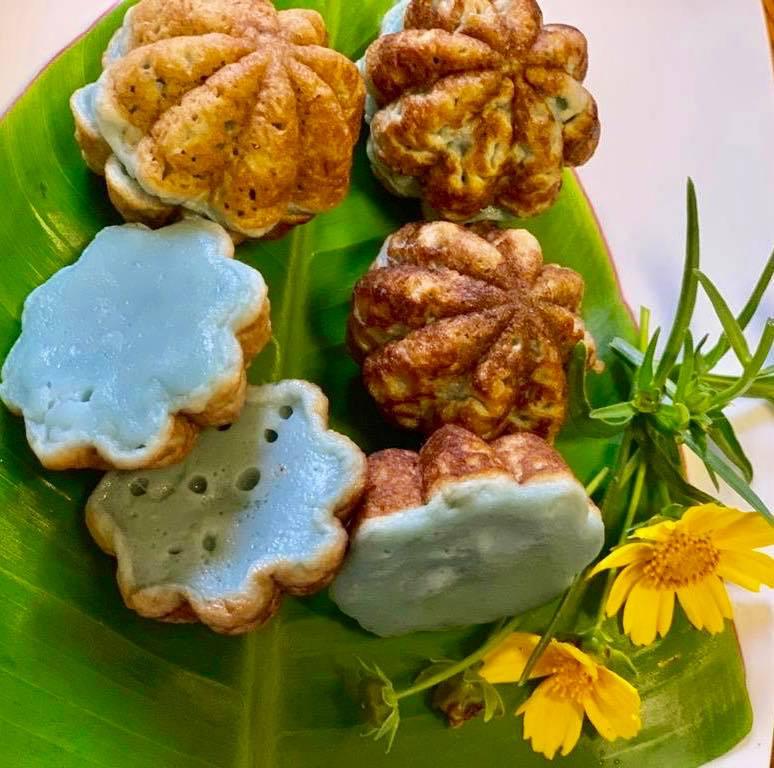 Butterfly Pea | Kueh Cara | MY BLUE TEA
