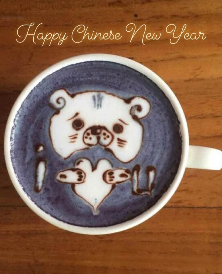 Blue Latte   Butterfly Pea   My Blue Tea