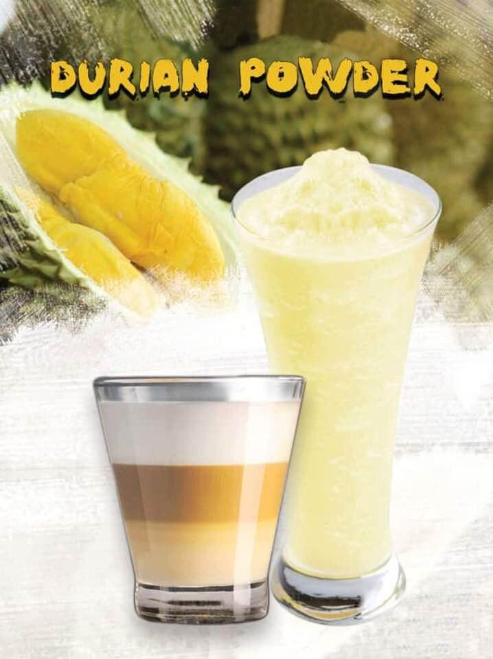 Durian Powder | MY BLUE TEA