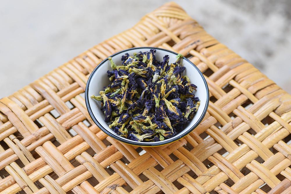 Butterfly Pea Tea | Clitoria Ternatea