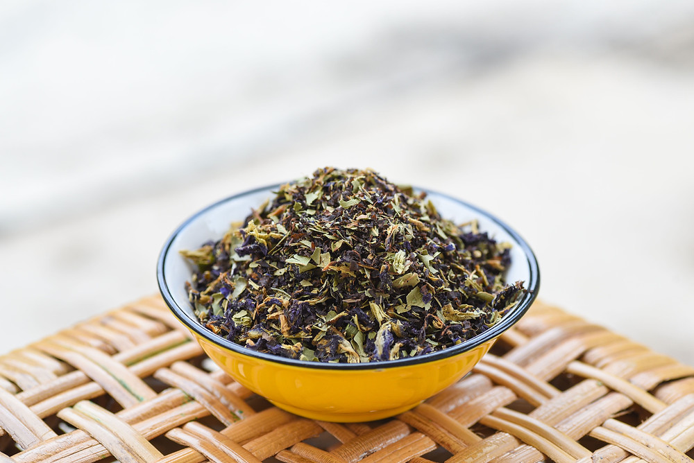 Lemon Myrtle Tea | Butterfly Pea Tea