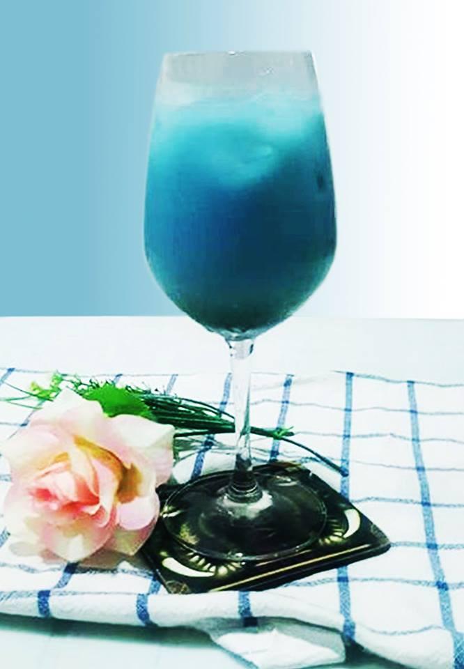Bandung in Blue