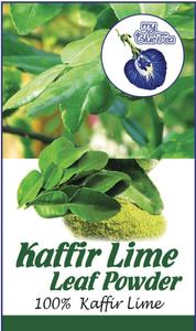 Kaffir Lime Leaf Powder | MY BLUE TEA