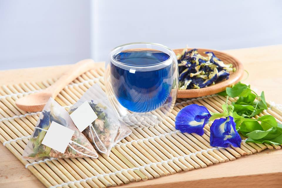 Butterfly Pea Tea | Blue Tea | mY BLUE TEA