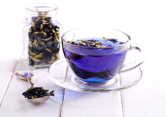 Butterfly Blue Tea