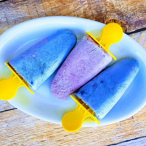 How to Make Vegan Tropical Ice Popsicles?