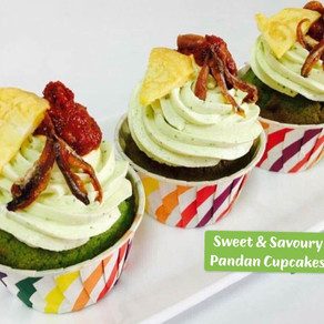 A Pastry Chef who believes in using ALL Natural Plant Based colours