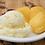 Jackfruit ice-cream recipe from My Blue Tea