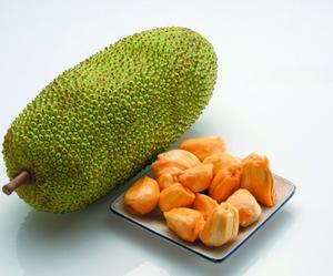 Cempedak or Jackfruit in English | My Blue Tea
