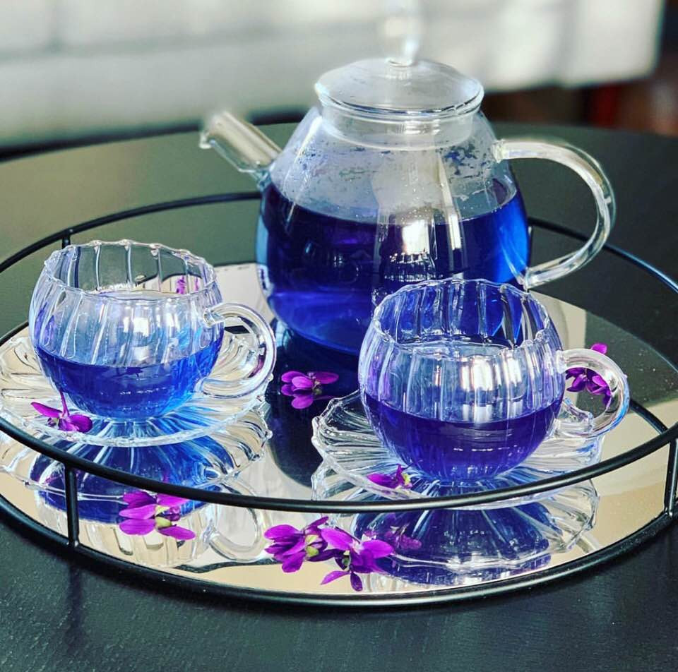 Brew Blue Tea | Butterfly Pea Tea | BLUE TEA