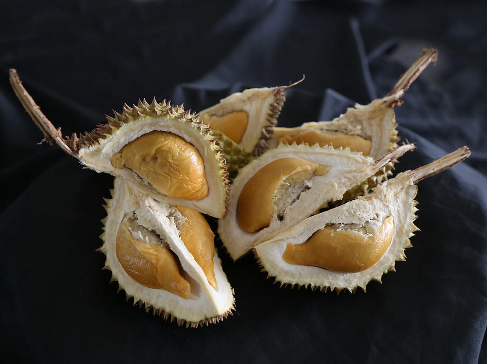 Durian | King of Fruits | Blue Tea