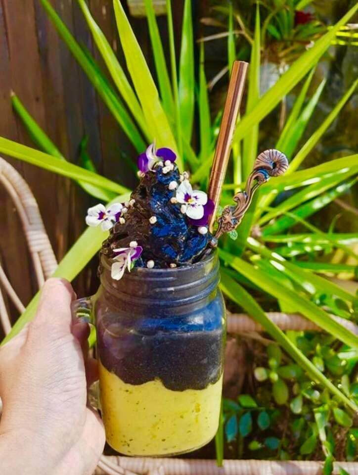 Kaffir Lime Leaf | Smoothie | MY BLUE TEA
