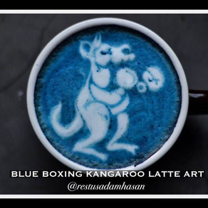 *BLUE LATTE COMPETITION*