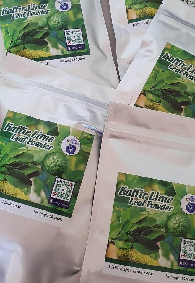 Kaffir Lime Leaf | Makrut | Where to buy Lime leaf powder?