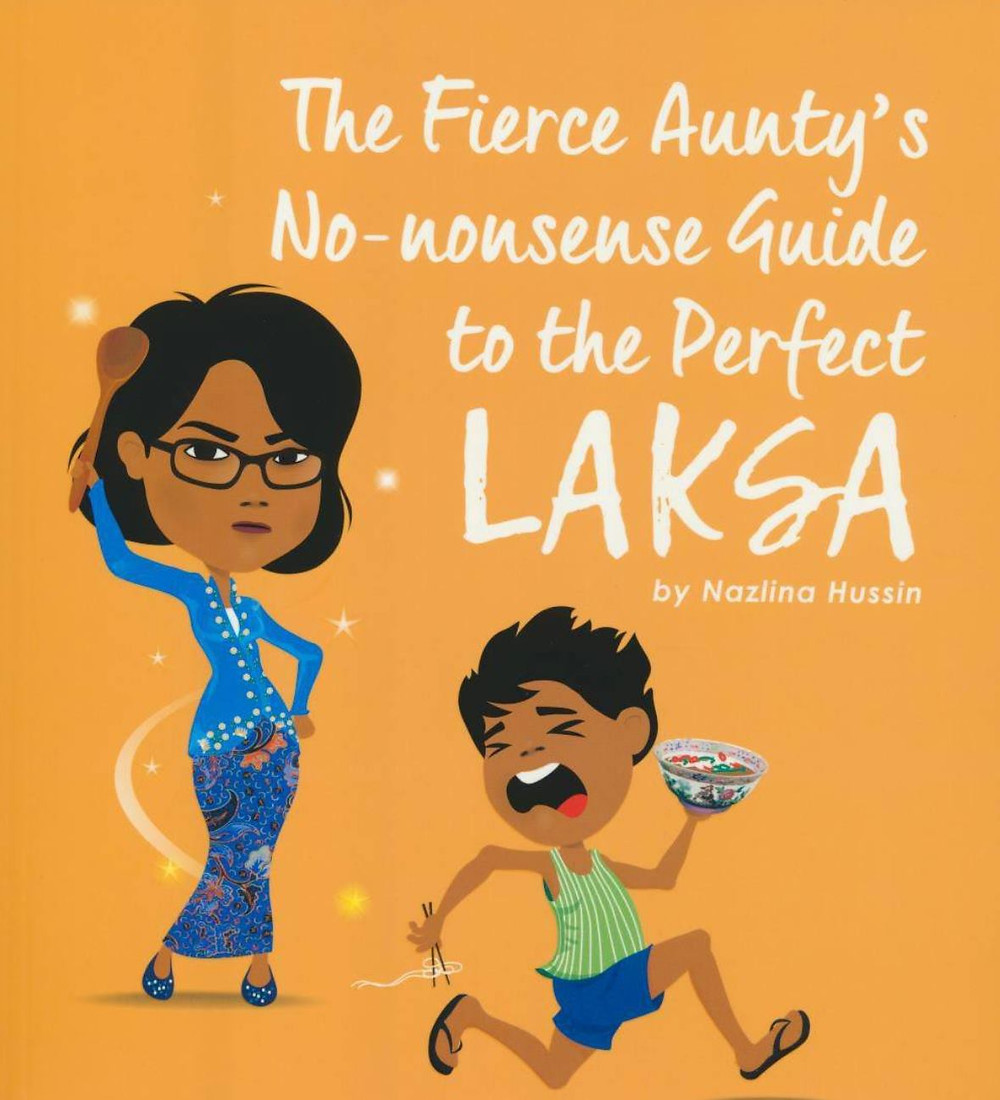 No nonsense guide to the perfect laksa by Chef Nazlina