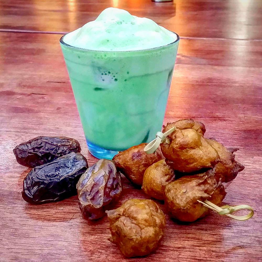 Bandung | Pandan | MY BLUE TEA