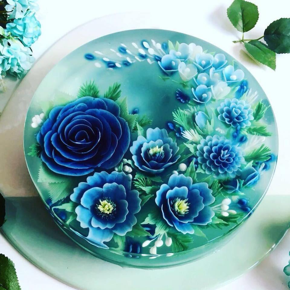 Jelly | Blue Tea | MY BLUE TEA