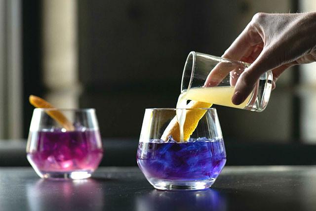Margarita   Butterfly Pea   Lemon   Blue Tea