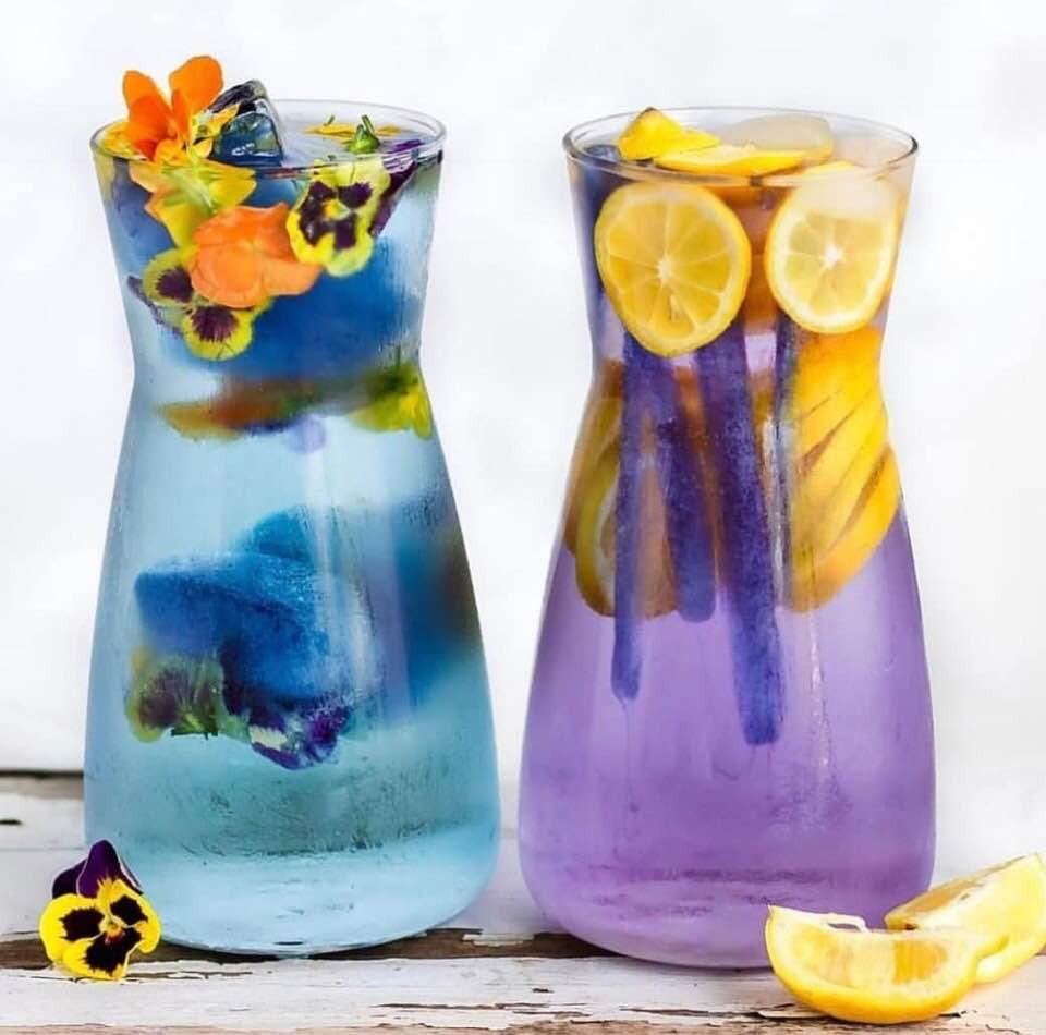 MAGIC TEA | Colour Changing Tea | BREW BLUE TEA