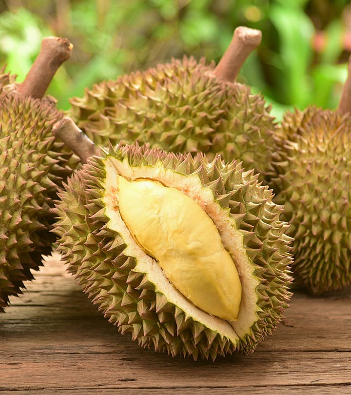 Durian | King of the Fruits | Blue Tea